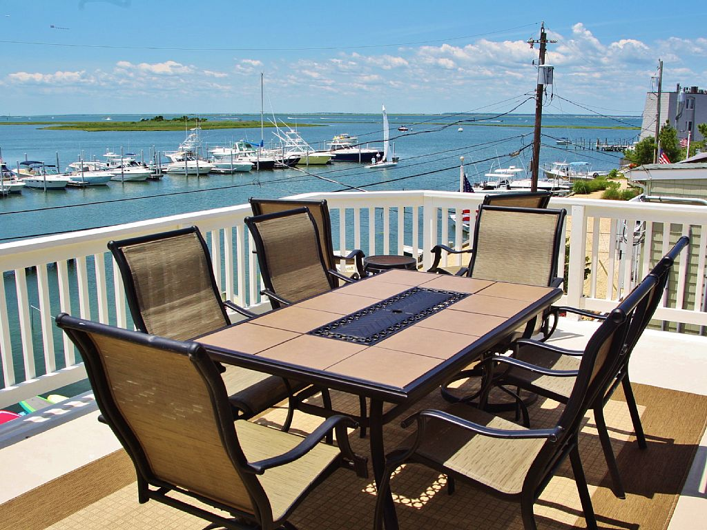 LBI Vacation Rentals with Bay Views!