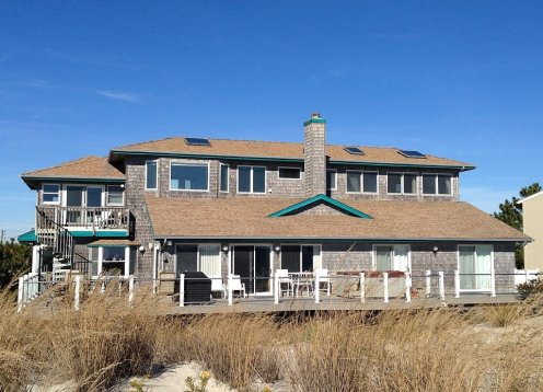 Majestic Oceanfront - Nestled on the Highest Dune in Surf City