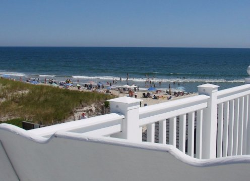 2ND FROM THE OCEAN~Direct Views of the Beach~Sept 23-30 Still Avail.