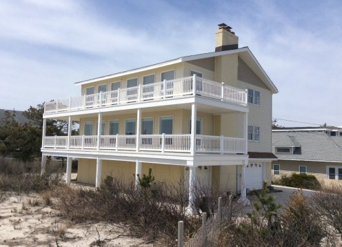July 13-20 & autumn : Oceanfront 4 or 5 BR magnificent views!