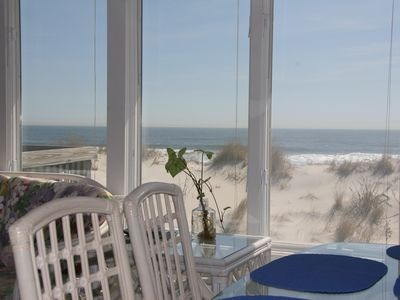 Week Aug 31 now avail.  Beautiful Oceanfront Duplex - Stunning Views