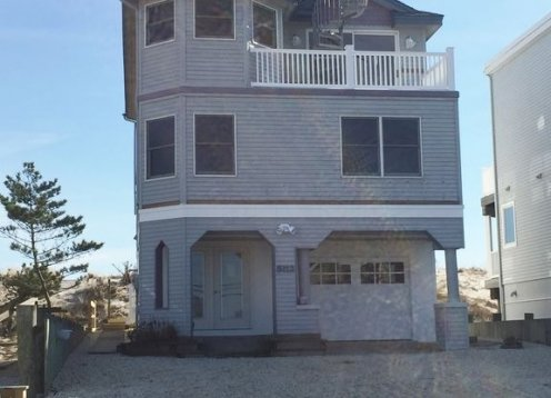 Oceanfront in Holgate w Panoramic Views - NO ADDED FEES
