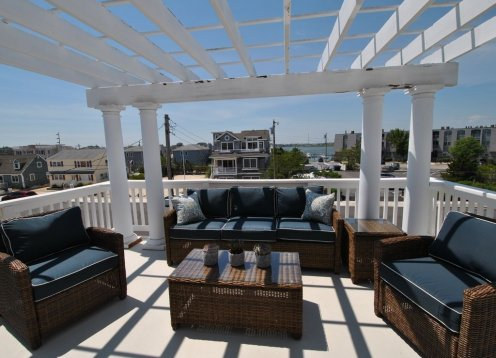 Gorgeous Coral Street Townhouse, Beach Haven