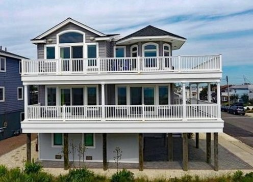 Luxury Oceanfront Home with Spectacular 3 Level Views  Sleeps 10