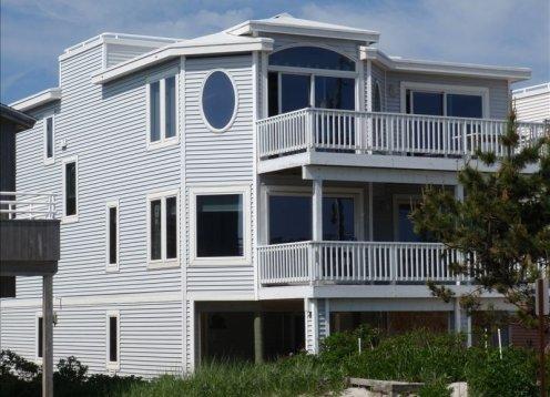 Beautiful Ocean Views, Large House, Harvey Cedars, Atlantic Ave.