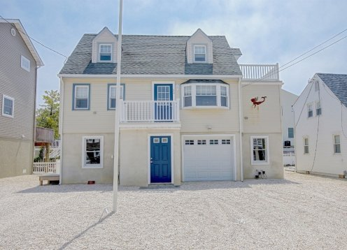 Beautiful Bayside Duplex Being Rented as One Large Home