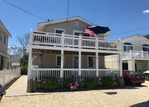 Fantastic Location! Pet Friendly! Close to All! 4th of July Week Open!