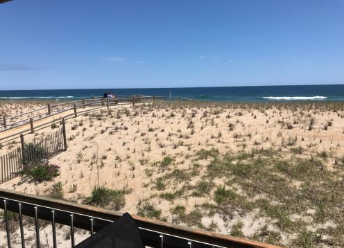 Oceanfront Bright End Unit Condo Beach Haven 2 Bedroom 2 Baths